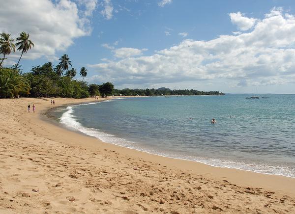 Public Beach Balneario De Rincón