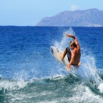 Surfing Rincón